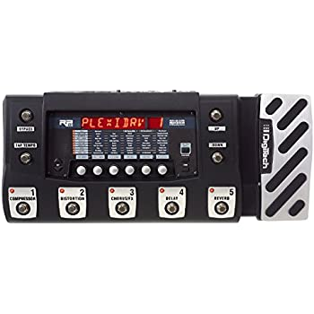 DigiTech RP500 Integrated-Effects Switching System