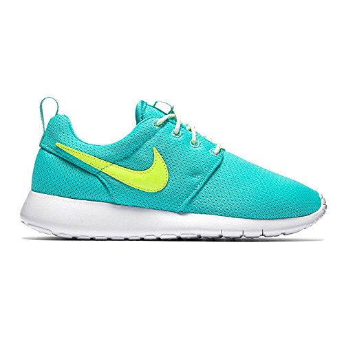 Nike Roshe One GS - 599729302 - Color Green - Size: 3.5 by NIKE