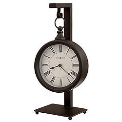 Howard Miller 635200 LOMAN Mantle Clock, Special Reserve
