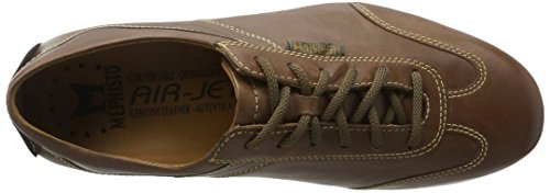 Mephisto Ricario Steve 2678/2645 Chestnut, Zapatos de Cordones Derby para Hombre marrón