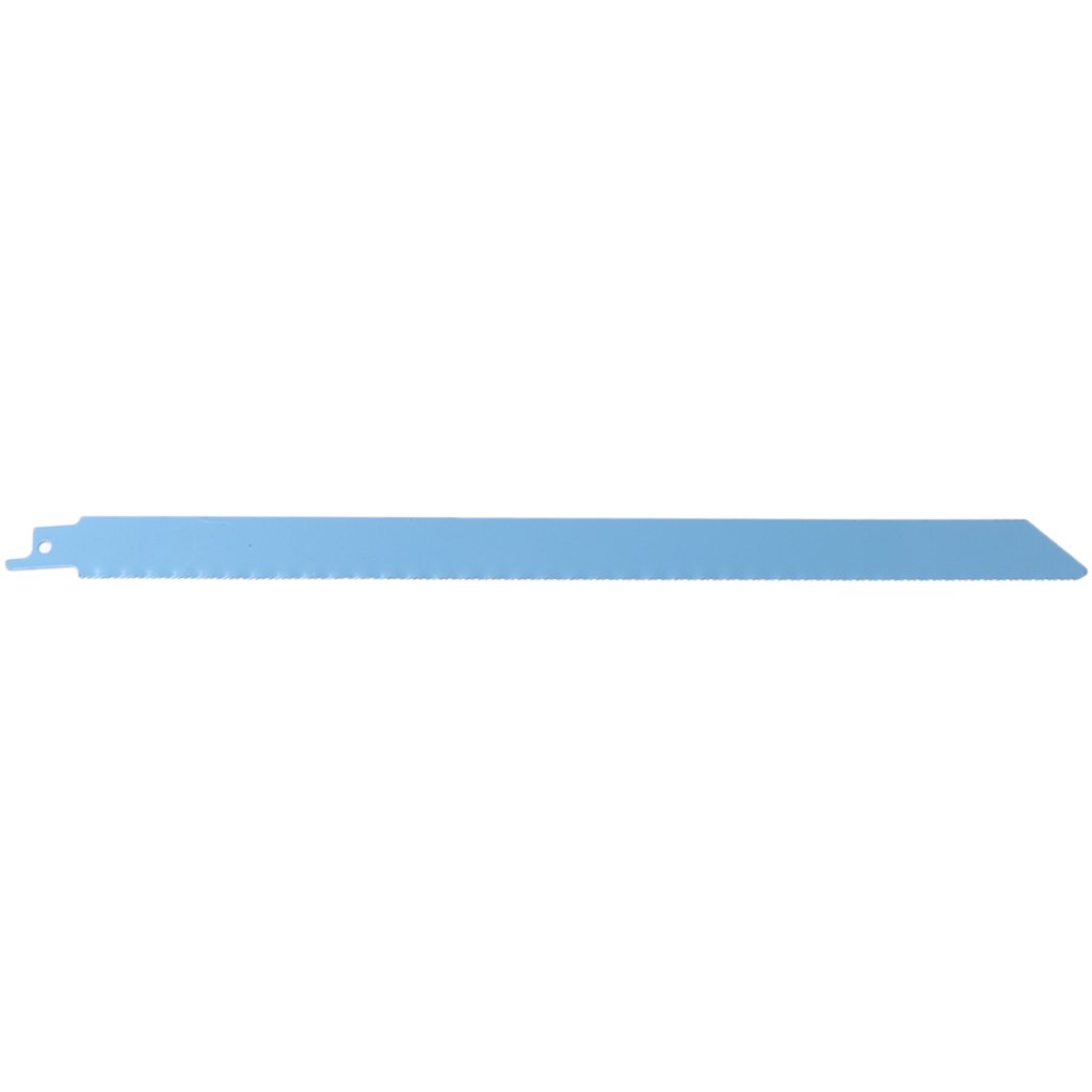 SLYlive 5 Pcs T123 X 4 inch HCS T-Shank Jigsaw Blades Set for Metal Cutting