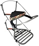 X-Stand Treestands Sit and Climb Climbing Tree Stand, Silver