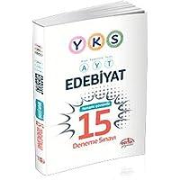 Editör YKS Edebiyat Çözümlü 15 Deneme