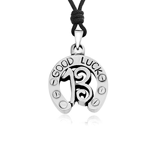 Good Luck Charm Costumes - Namaste Jewelers Good Luck Number 13