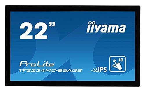 Iiyama 21,5 PCAP Bezel Free Front, Speakers, 10P T...