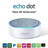 Echo Dot (2nd Generation) - Smart speaker with