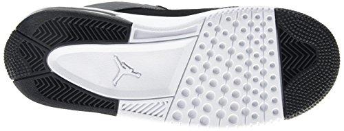 Nike Jordan Flight Origin 3 BG, Scarpe da Ginnastica Unisex – bambini Nero / Rosso / Bianco (Nero / Palestra Rosso-bianco)