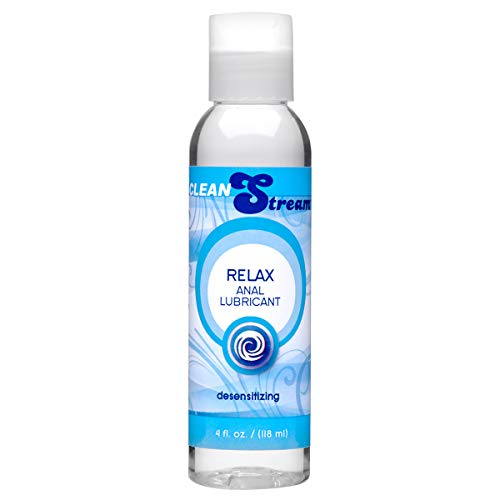 CleanStream Relax Desensitizing Lubricant (Best Anal Toys For Men)