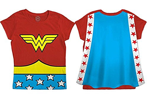 Comics Girls Wonder Toddlers T Shirt product image