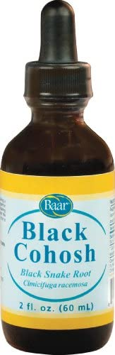 Baar Black Cohosh Snakeroot Fluid Extract