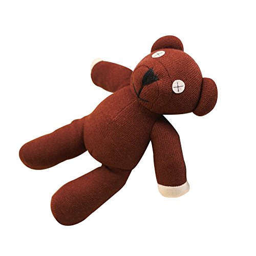 Mr Bear Bean Teddy Plush (1 Piece 9