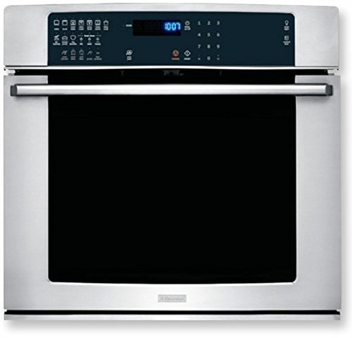 Electrolux EI27EW35PSS 27″ Single Electric Wall Oven with 3.9 cu. ft. Capacity, PerfectConvect3, Fast Preheat, Luxury-Glide Oven Rack, IQ-Touch Controls and ADA Compliant