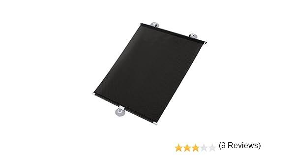 WINOMO enrollables para lunas de coche retr/áctil coche cortina ventana Sun Shade Ciegos Protector 40/x 125/cm