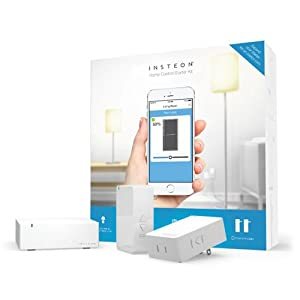 INSTEON Home Control Starter Kit, 1 Hub & 2 Dimmer...