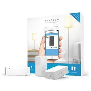 INSTEON Home Control Starter Kit, 1 Hub & 2 Dimmer...