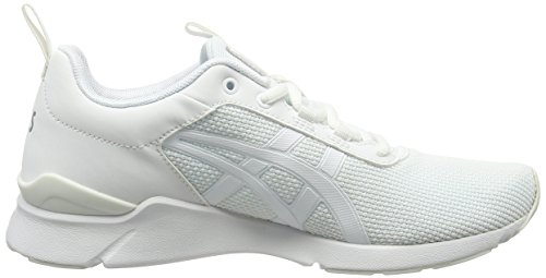 Runner White Unisex Asics de Gel Adulto Running Zapatillas Lyte Blanco White SwPq7