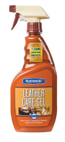 Blue Magic 860 Leather Care Gel - 23 fl. oz.