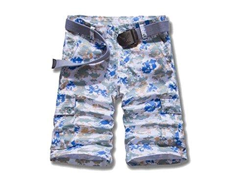 Nice Comfy Mens Cotton Camouflage Plus Size Summer Sweatpants Slacks hot sale