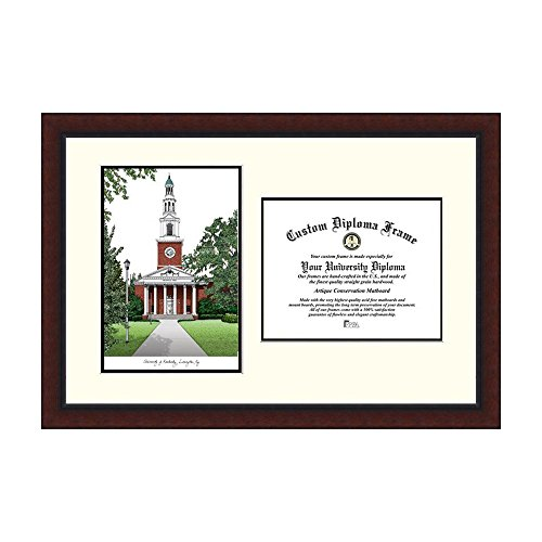 Campus Images NCAA University of Kentucky Legacy Scholar Frame by Campus Images
