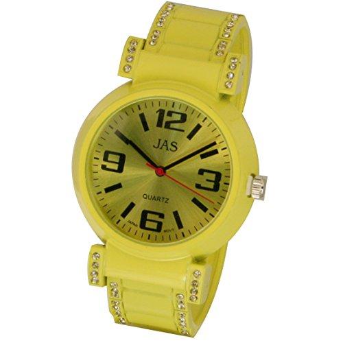 Shine Bangle Watches (JAS Bangle Watch - Ladies - Boyfriend Bangle - Sunshine)