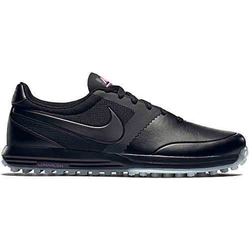 Zapatillas De Deporte Nike Lunar Mont Royal Para Hombre 652530 Zapatillas De Deporte Negro Blanco Pink Power 005