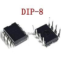 Comparator Dual /±18 Volt 36 Volt 8-Pin Plastic Dip Rail