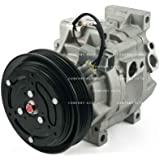 2000 - 2002 Toyota Echo New AC Compressor With 1 Year Warranty