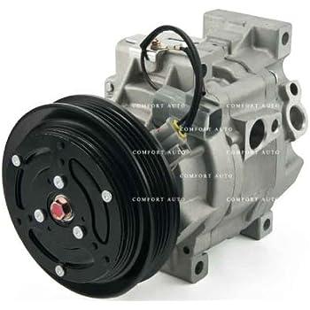 2000 - 2002 Toyota Echo New AC Compressor With 1 Year Warranty