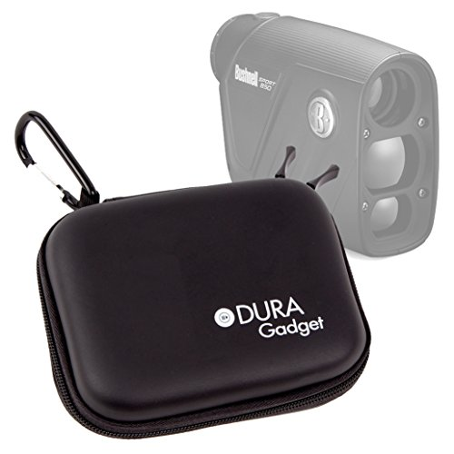 DURAGADGET Black Hard EVA Rangefinder Case/Box for Bushnell