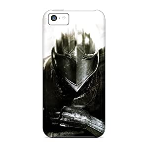 Durable Hard Phone Case For Iphone 5c (dsL11944zBPv) Support Personal Customs Vivid Dark Souls Pictures