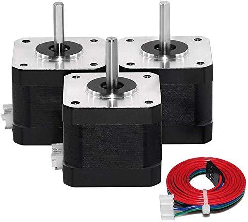 Drohneks Motor Paso a Paso 42, Motores de Impresora 3D, Motor Paso ...