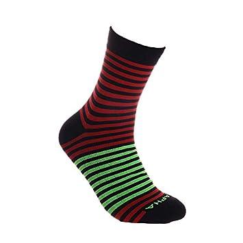 SoftskySocks Calcetines 3 Pares de Calcetines de los Hombres Calcetines Deportivos de algodón Desodorante Rayas Calcetines de fútbol: Amazon.es: Deportes y ...