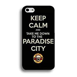 Hot Logo Guns N' Roses Phone Case Cover For Iphone 6 plus/6s plus 5.5inch Guns N' Roses Luxury Pattern