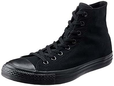 Converse Chuck Taylor All Star Hi-top Sneakers, Unisex, Black Mono