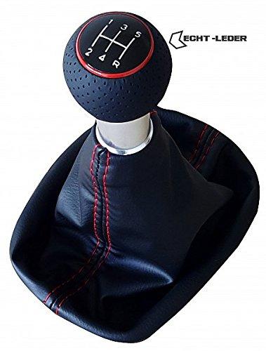 Ma/ßgefertigter Schaltsack schwarz Schaltmanschette aus Echtleder f/ür W 124 Erstausr/üsterqualit/ät