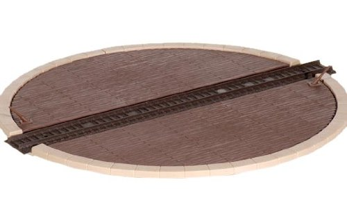 (Kibri 39456-H0Turntable for Ring Train Shed )
