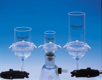GE Healthcare 1950-012 Filter Funnel, 530 mL Reservoir, 125 mm Diameter (Pack of 3)
