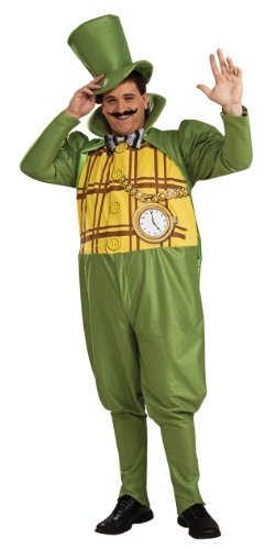 Munchkin Costume For Adults - Rubie's Costume Wizard Of Oz 75th Anniversary Edition Mayor Of Munchkinland Deluxe Adult Costume, Multicolor, Standard Costume