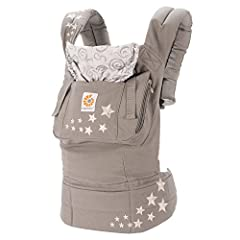 Our premium Original baby carrier is award winning, ergonomic, and a global best seller. It is great around the house or on-the-go and it has a big, roomy pocket to carry all your essentials. MAXIMUM COMFORT FOR BABY: Ergonomic for baby with ...
