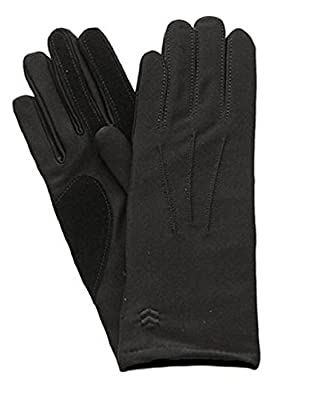 Isotoner Womens Lined Gloves One Size