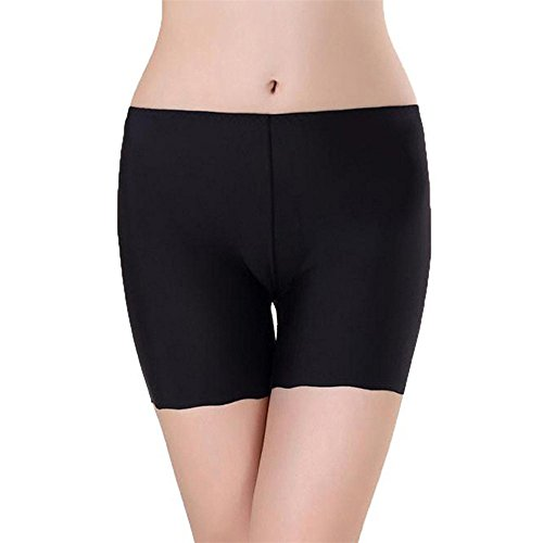 Lady Fashion Seamless Ruffle Triangle Pants Short Skirt Safety Pantie Underwear