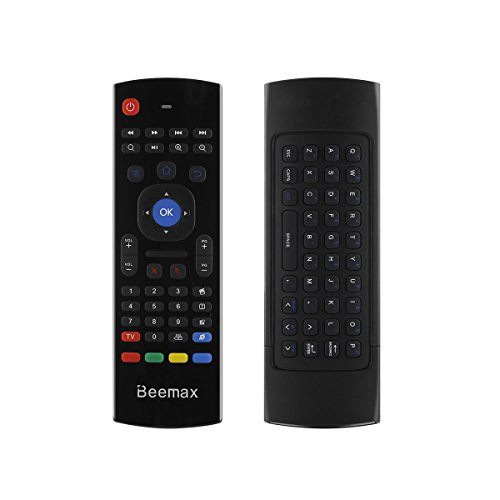 Beemax Wireless Keyboard Infrared Learning