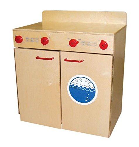 Wood Designs WD20900 Laundry Center, 24 x 25 x 15'' (H x W x D)