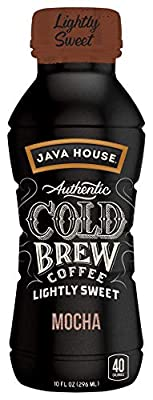 Java House Ready To Drink Cold Brew