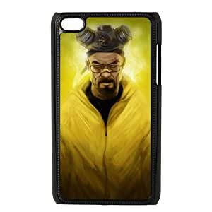 Breaking Bad iPod Touch 4 Case Black Exquisite designs Phone Case TF7578J7