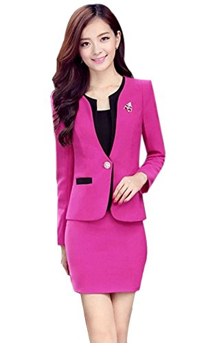 Kangqifen Womens Sleeve Business Offcie Benefits