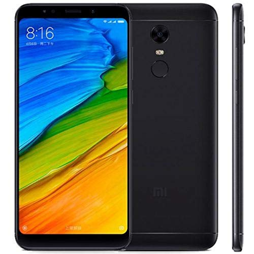 Xiaomi Redmi 5 Plus 5.99' SIM Dual 4G 3GB 32GB 4000mAh Negro - Smartphone (15.2 cm (5.99'), 2160 x...