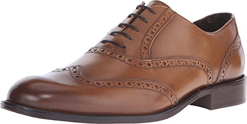 Bruno Magli Men's Alvar Tan Oxford 44.5 (US Men's 11.5) D...