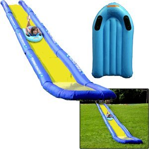 RAVE Turbo Chute™ Water Slide Backyard Package w/Turbo Sled (Default) ()