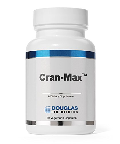 Douglas Laboratories – Cran-Max (500 mg.) – Cranberry Whole Fruit Concentrate for Bladder Health* – 60 Capsules Review